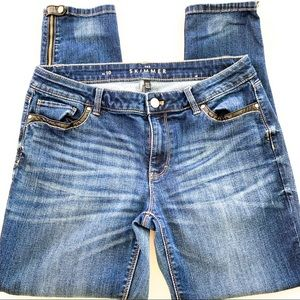 White House Black Market The Skimmer Jeans B173